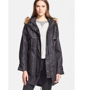 Current Elliott bridgeport parka coat jacket
